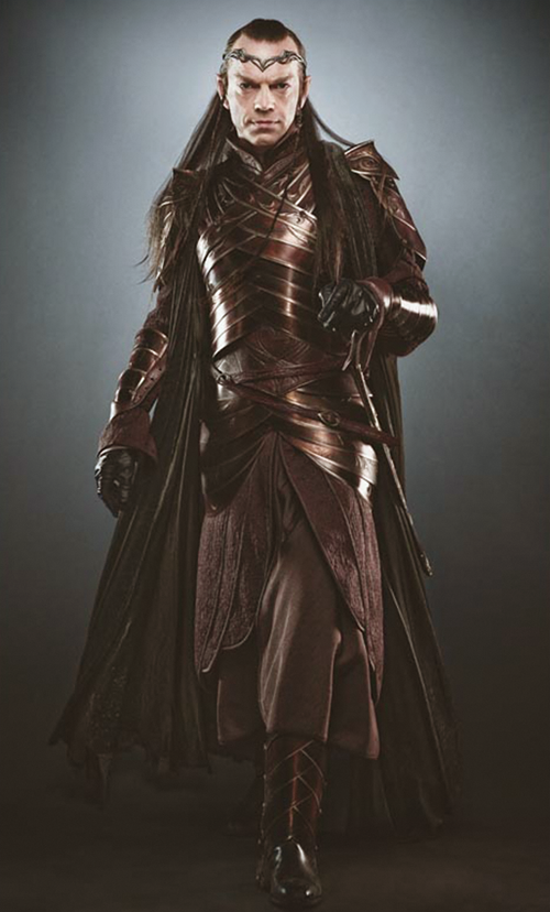 elrond hugo weaving quotthe hobbitquot look at his armor