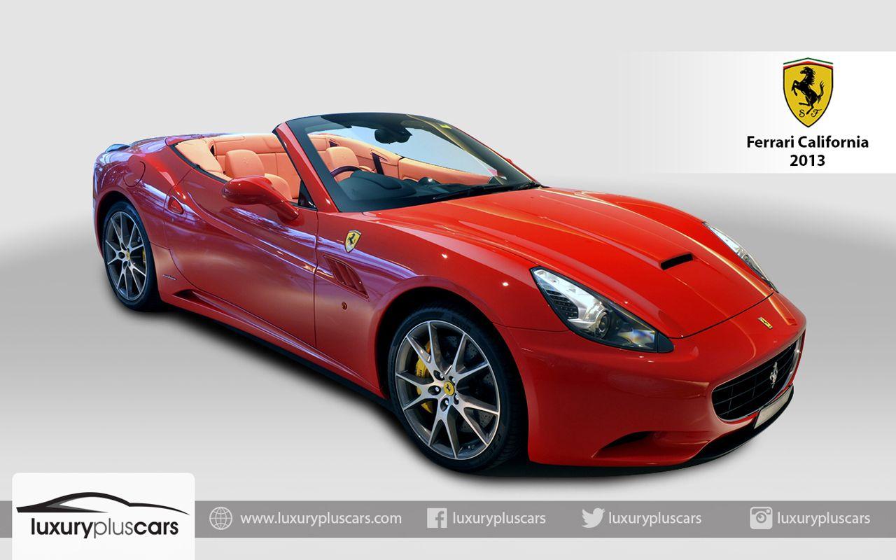 Rent Ferrari California Red 2014 Dubai, UAE, Ferrari ...