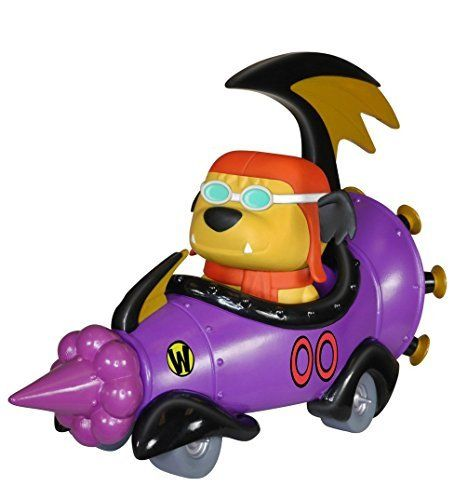 POP Rides Wacky Racers  Hanna Barbera Mean Machine with Goggled Muttley POP >>> Read more reviews of the product by visiting the link on the image.