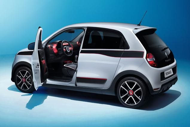 Renault Twingo Sport Pack Cars Car New Renault Small Cars