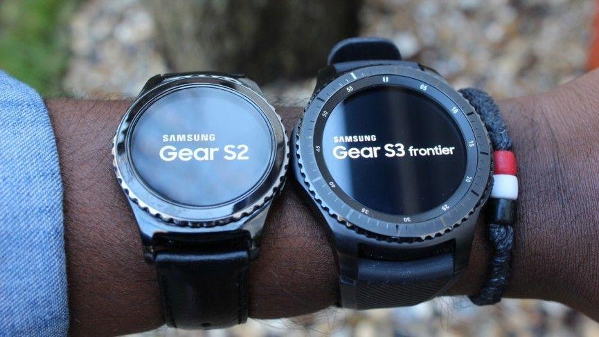 Samsung Gear S2 V Samsung Gear S3 The Battle Between New And Old Samsung Gear S3 Frontier Samsung Gear Gear S2