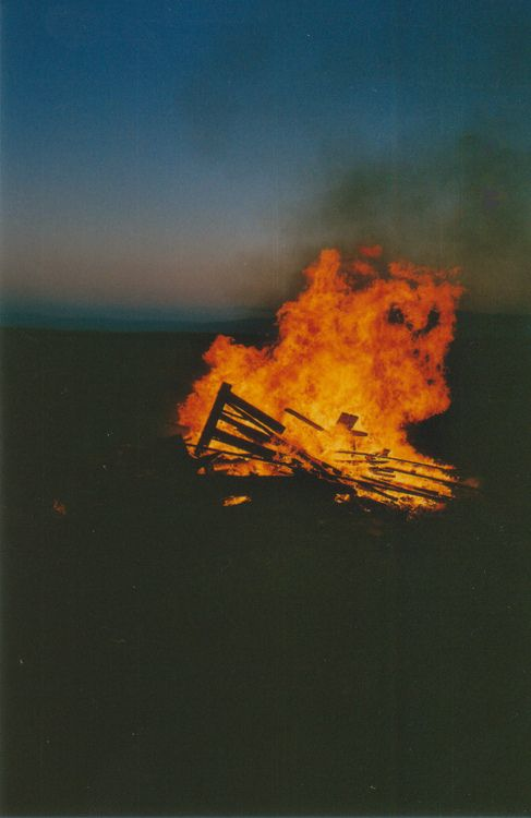#element #fire #flames #firepit #campfire #burning #night
