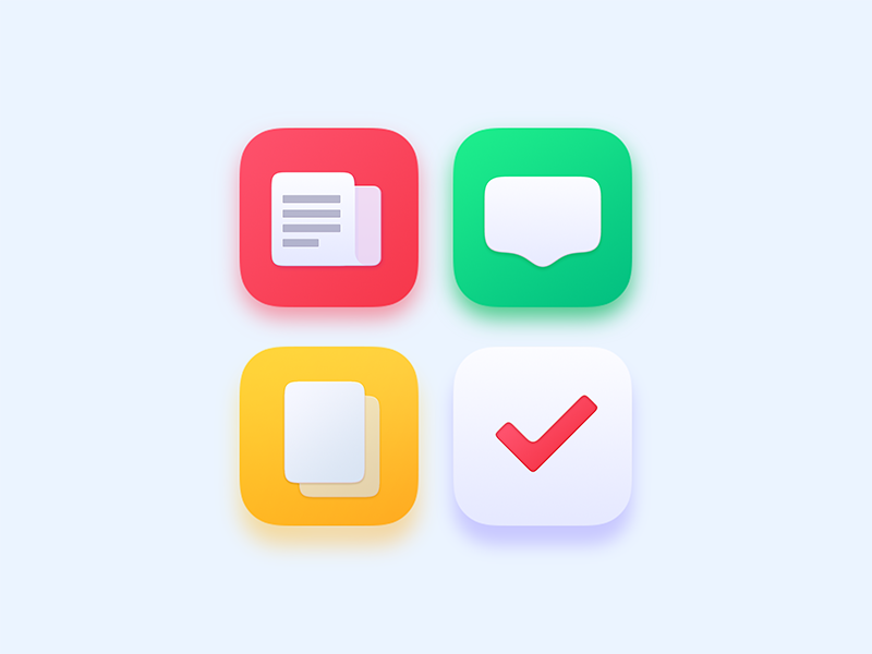 Pin by AA小嘉 on ICON App icon, Icon design, App