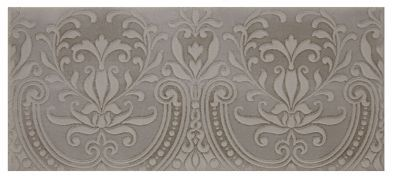 Chantilly Taupe Alencon Ceramic Subway Wall Tile 4 X 10