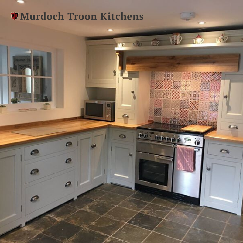 Why choose a Murdoch Troon kitchen?⠀ in 2020 Distressed