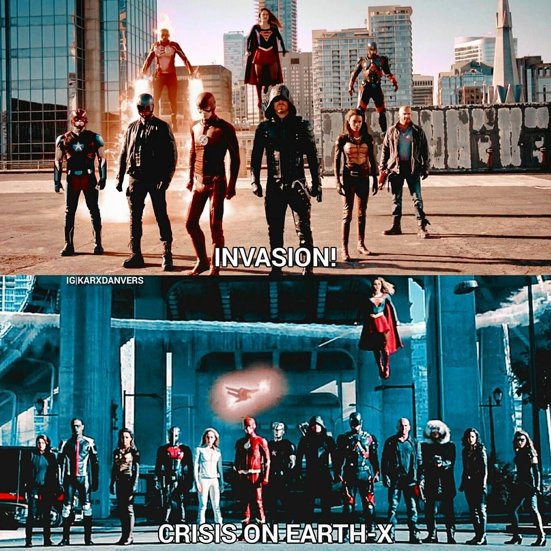 Invasion Or Crisis On Earth X Which Crossover Did You Liked More