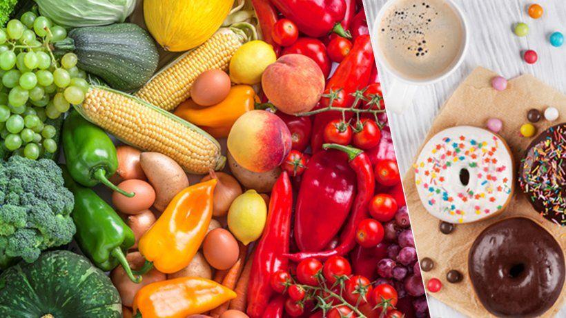 Abnehmen Mit Der 80 20 Regel Abnehmen In 2019 Ernahrung