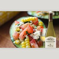 I've discovered how to #SoakUpSonoma with picnic-perfect recipes and wine pairings from #ChateauStJean #wine and #SherylCrow! http%3A%2F%2Fsherylcrow.chateaustjean.com%2F%2Frecipes%2Fsingles%2Flime-kissed-stuffed-avocados