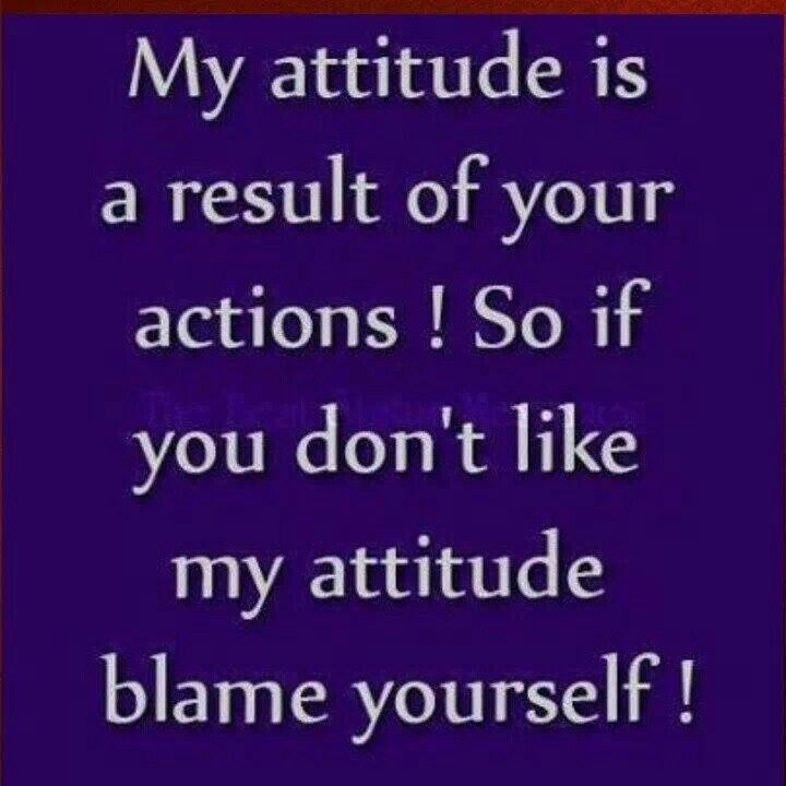 So deal with it!   Inspirational quotes, Attitude quotes ...