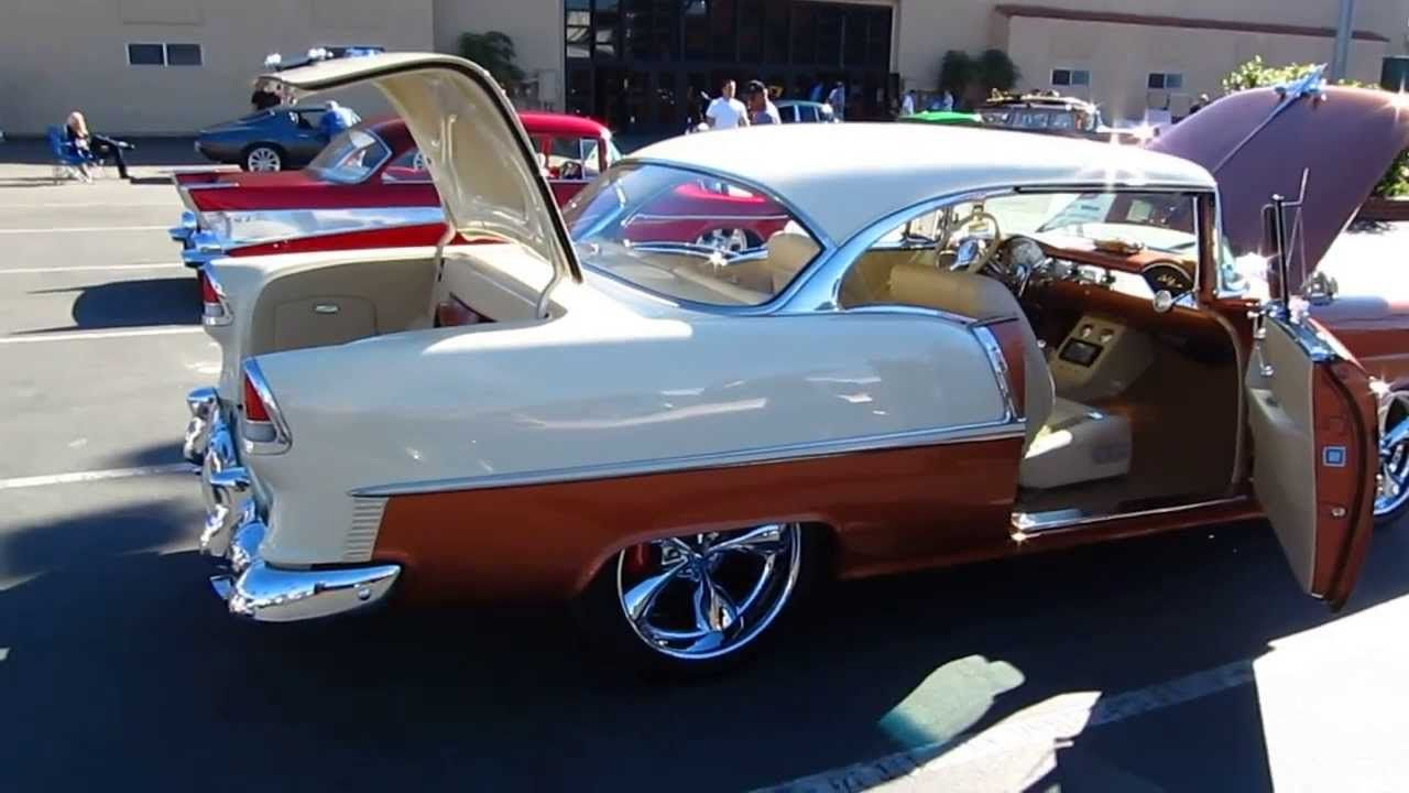 All Chevy 55 chevy for sale cheap : Awesome '55 Chevy 2 dr. hardtop w/ a cool new interior | 55 Chevy ...