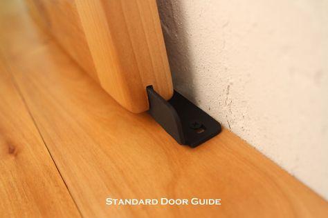 barn door hardware tube track system rustica hardware sliding door guides in 2019 doors. Black Bedroom Furniture Sets. Home Design Ideas