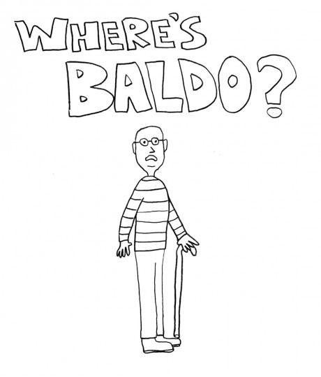 Hvor er Baldo?