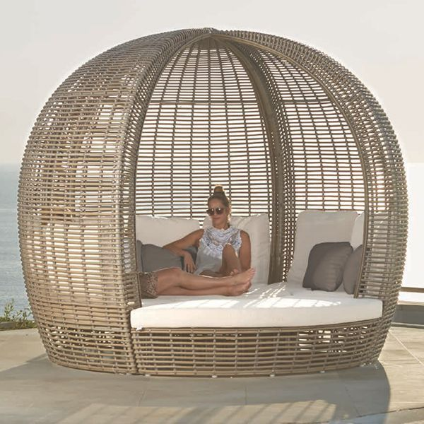 Outdoor Daybed, Skyline Outdoor Furniture