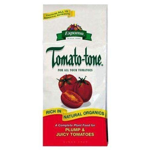 Espoma To8 Tomato Tone 3 4 6 8 Pounds Organic Gardening 400 x 300