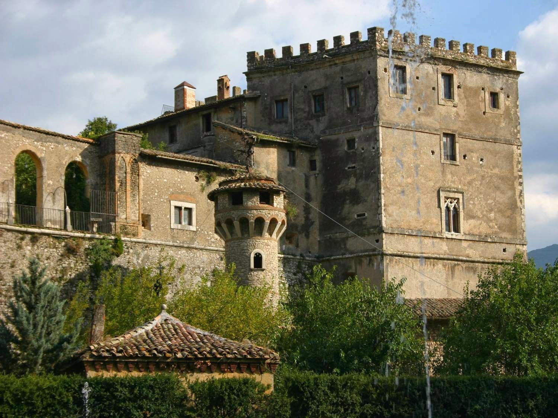 castello massimo ad arsoli lazio House styles, Castle, House