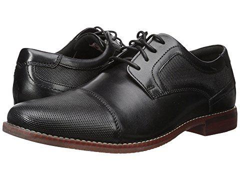 pinnjodzi bwerinofa on casual  shoes black leather
