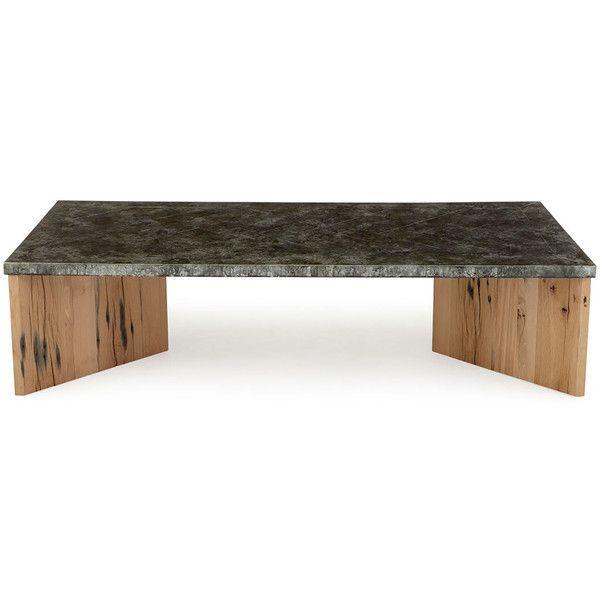 Regina andrew design alva zinc coffee table 3 510 liked for Coffee tables regina