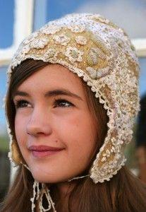 Elizabeth raised hand embroidery