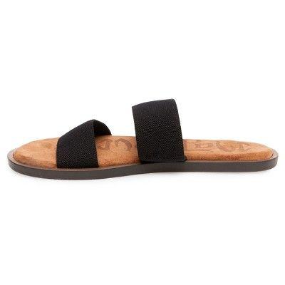 2fbc595e18de Women s Mad Love Tahlia Slide Sandals - Black 10