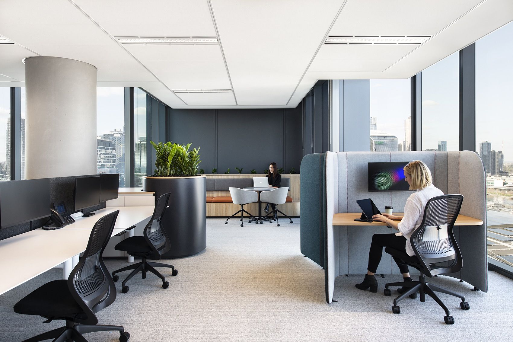 A Tour Of Qbe Insurance S New Melbourne Office In 2020 Interior
