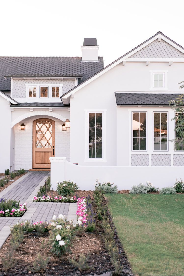 We're taking you on a tour of this cozy, fairytale modern cottage style custom…