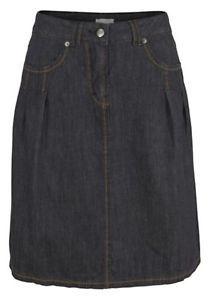 9cfb0ff01542b6 Cheer Jeansrock   Rock knielang Denim Skirt in schwarz Größe 34 ...