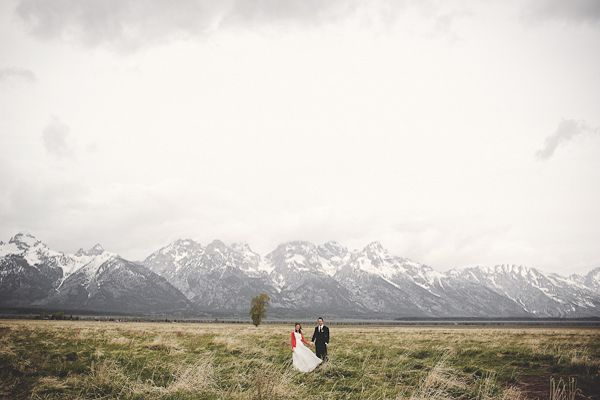 Real Wedding: Laura And Greg's National Park Elopement