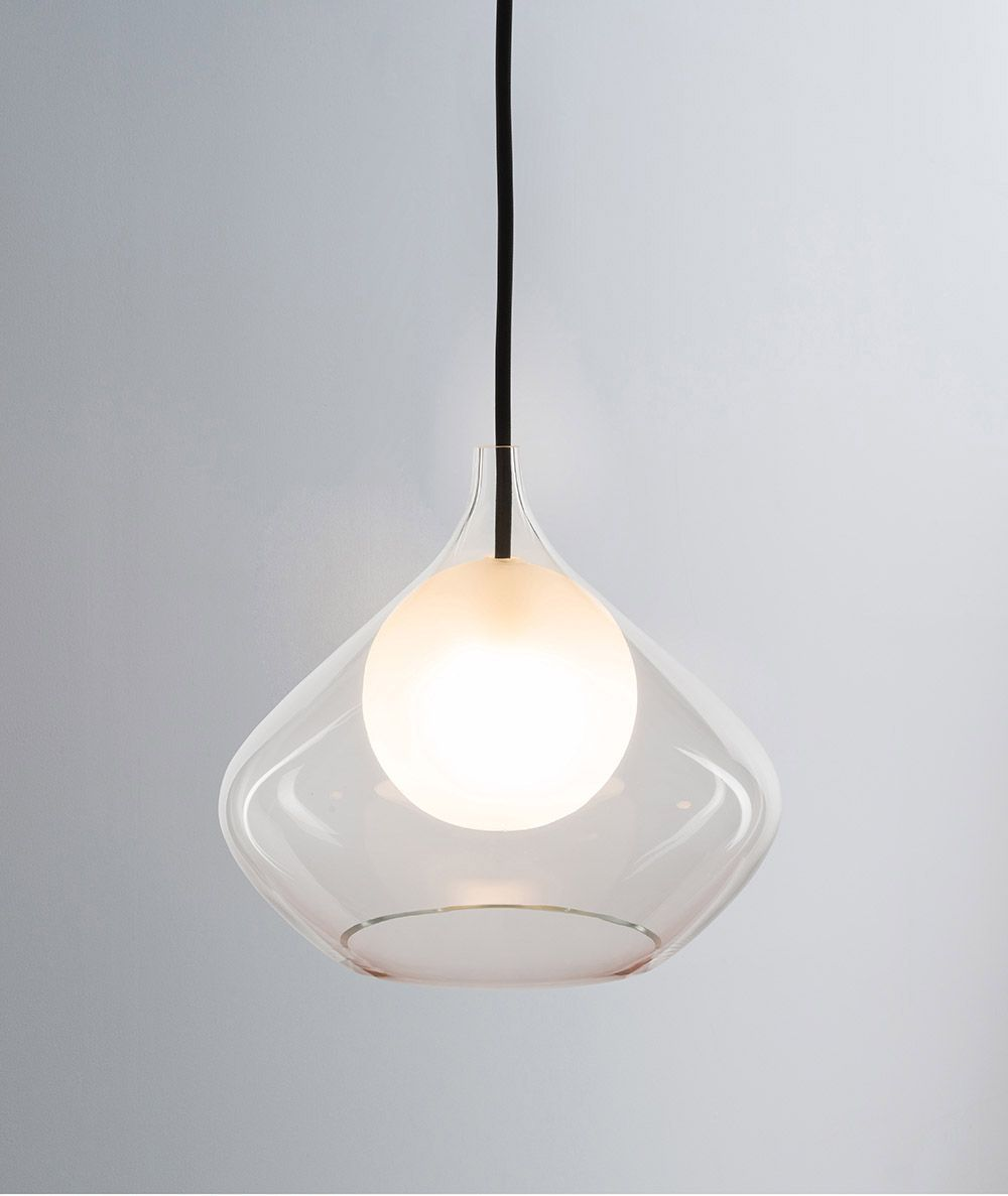 Next Shade Pendant Made From Handblown Glass Isabel Hamm Licht Licht