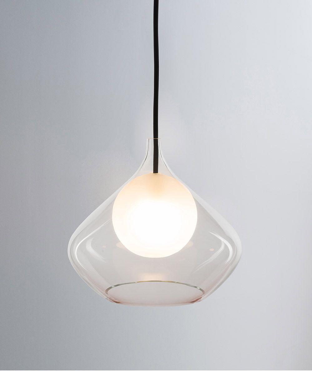 Next Shade Pendant Made From Handblown Glass Isabel Hamm Licht Licht