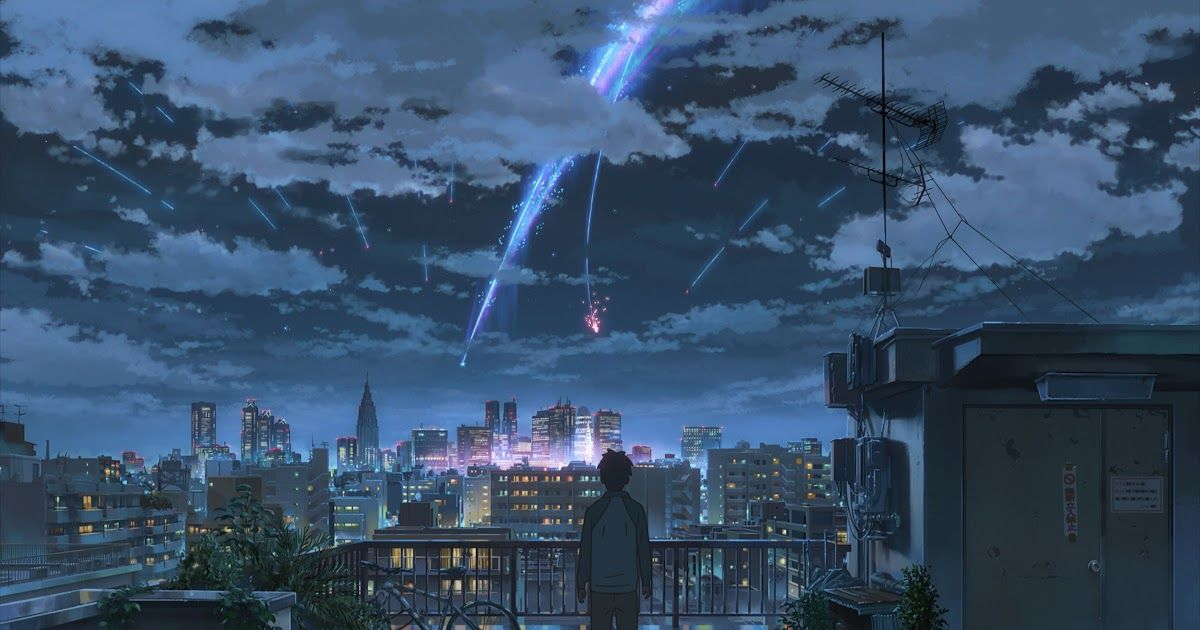 23 Anime 4k Wallpaper Pc Your Name 4k Wallpaper Galore In 2020 Kimi No Na Wa Download 3840x2130 In 2020 Name Wallpaper Your Name Wallpaper Anime Scenery Wallpaper