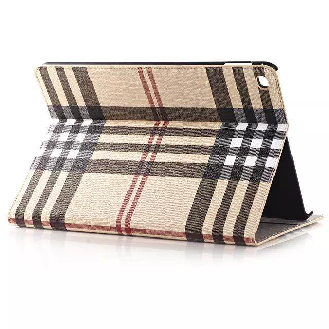 Burberry Leder Schutz Hulle Case Fur Ipad Air 2 Ipad 6 Prima Module Com Tablet Case Ipad 6 Leather Case