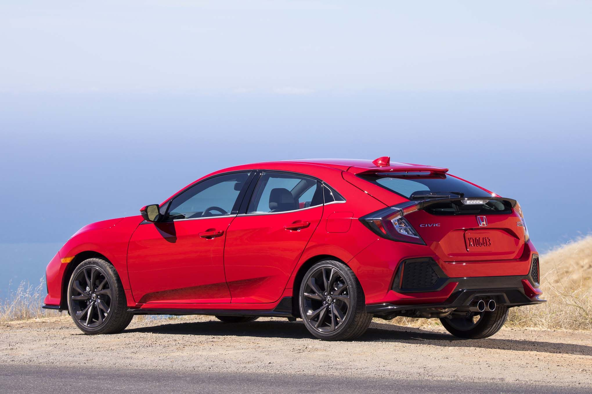 Honda Civic Hatchback Sport Touring (With images) Civic