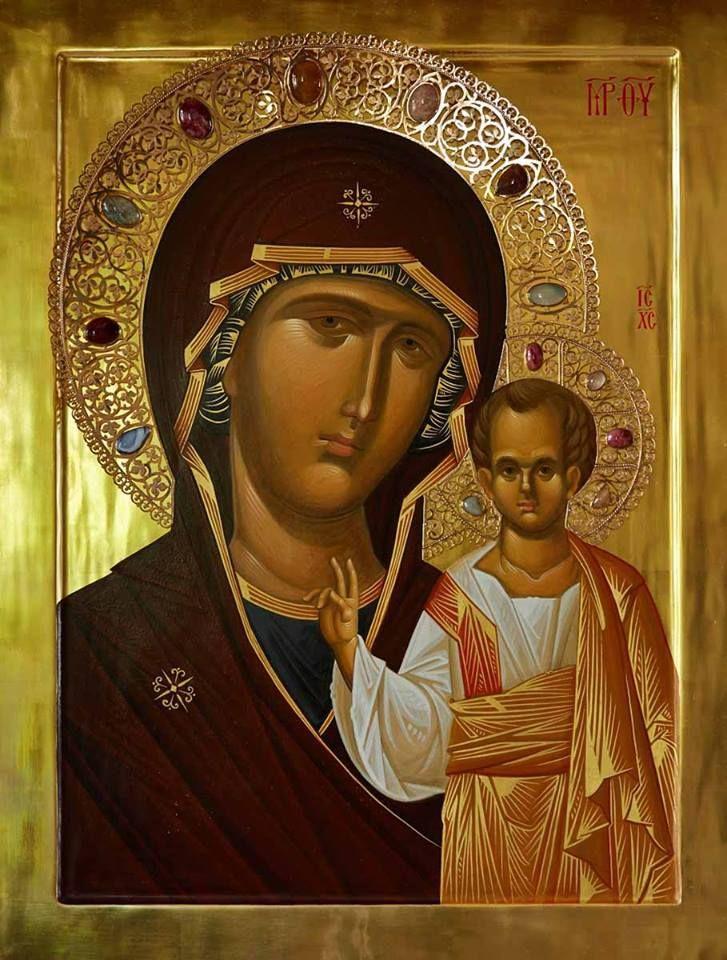 Αποτέλεσμα εικόνας για казанская икона божией матери