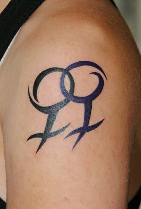 lesbian symbol tattoo tattoos i want pinterest symbols tattoos tattoo and tatting. Black Bedroom Furniture Sets. Home Design Ideas