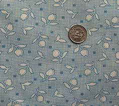 1930s feedsack fabric