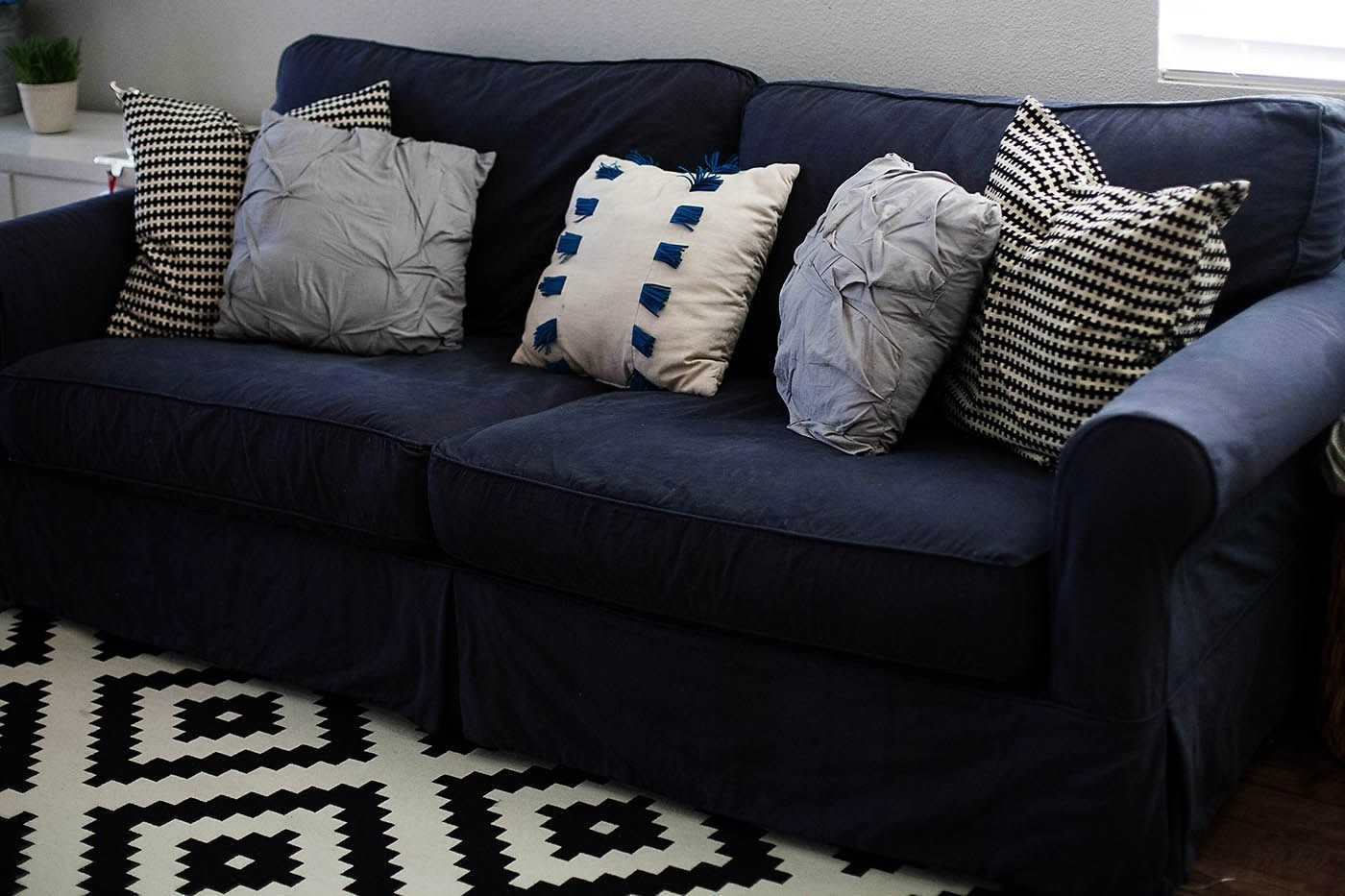 How To Dye A Sofa Slipcover All For The Memories In 2020 Diy Furniture Couch Blue Couch Covers Blue Couch Slipcover