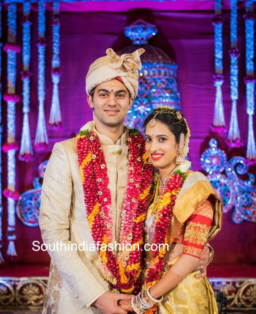Rajeev Reddy - Kavya Wedding Photos | Projects to Try | Celebrity