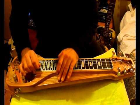 Pink Floyd High Hopes D Gilmour Lapsteel Solo Cover Http