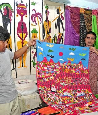 Orissa Traditional Handloom And Handicrafts Exhibition Handloom