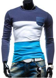 Long Sleeve T Shirts For Men | Cheap Best Mens Long sleeve Tshirts On Sale Online At Wholesale prices | Sammydress.com Page 5