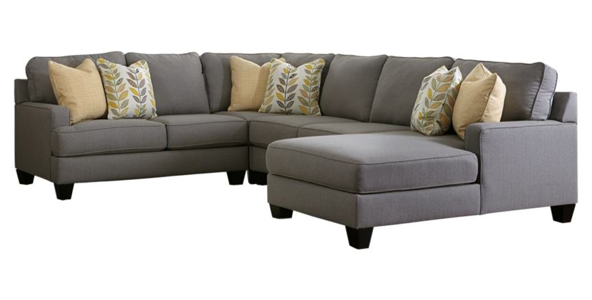 Ashley Furniture Chamberly 4pc sectional | Home Styling Ideas ...