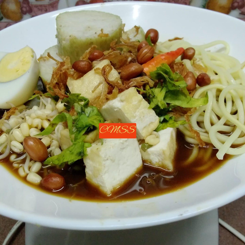 Resep Lontong Kuah Petis By Catharina Maria Sri Sumarti Di 2020 Masakan Simpel Resep Masakan Indonesia Makanan