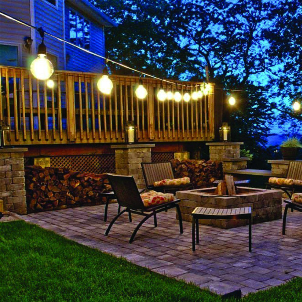 "detailing 95968 a1429 garden string lights""的图片搜索结果 | Garden lighting ..."