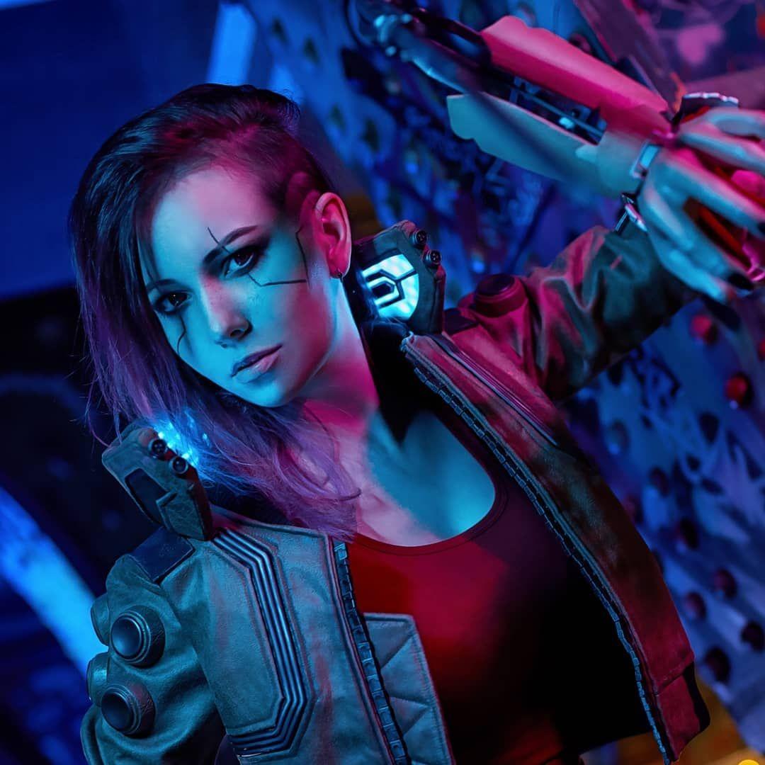 Cyberpunk 2077 Fem V by KetrinCosplay. For Cyberpunk 2077