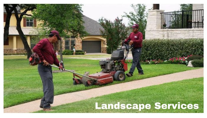 You Don T Want To Have To Call All Over The Place For Different Landscape Maintenance Services Boston La Lawn Care Yard Maintenance Lawn Maintenance