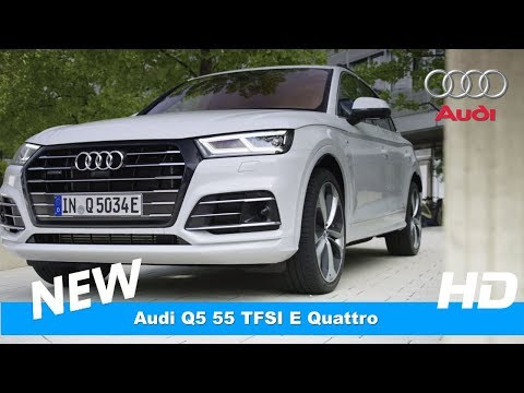 Audi Q5 55 Tfsi E Quattro Plug In Hybrid Introduce Youtube Audi Q5 Audi Gasoline Engine