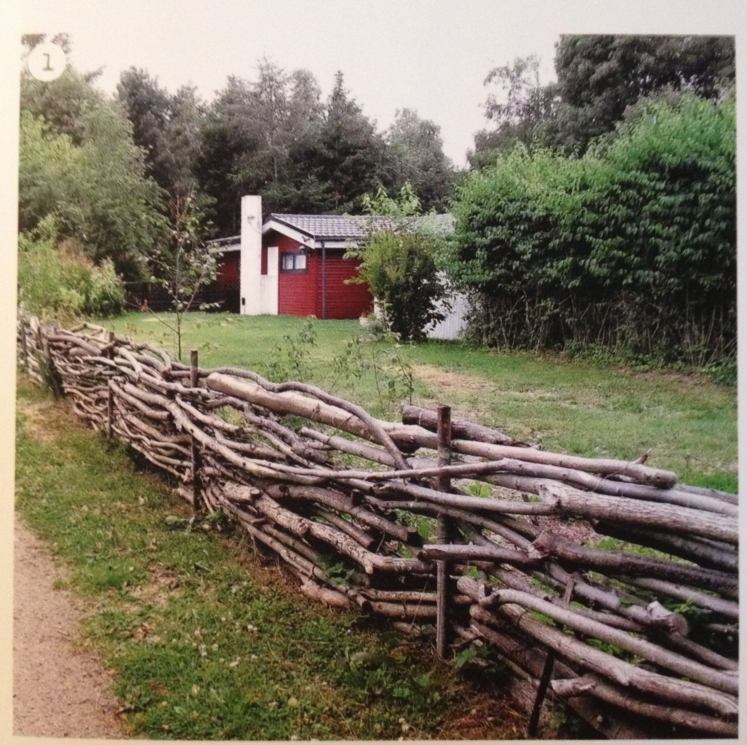 Pin af Tina Mosegaard Lynderup på Haven - ideer til skellet (hegn ...