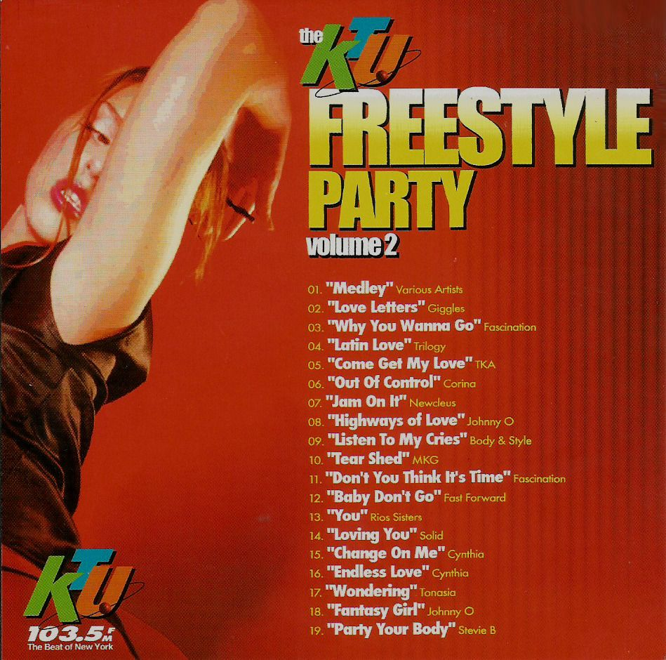 The KTU Freestyle Party - Non-Stop Dance Mix 2 for $2 00