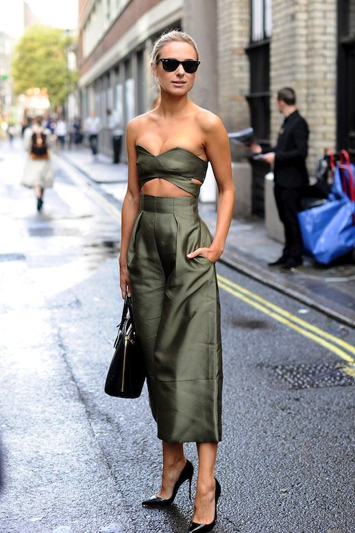d7b80b410d0 Street Style  A Summer Date Look To Try Now (Le Fashion)
