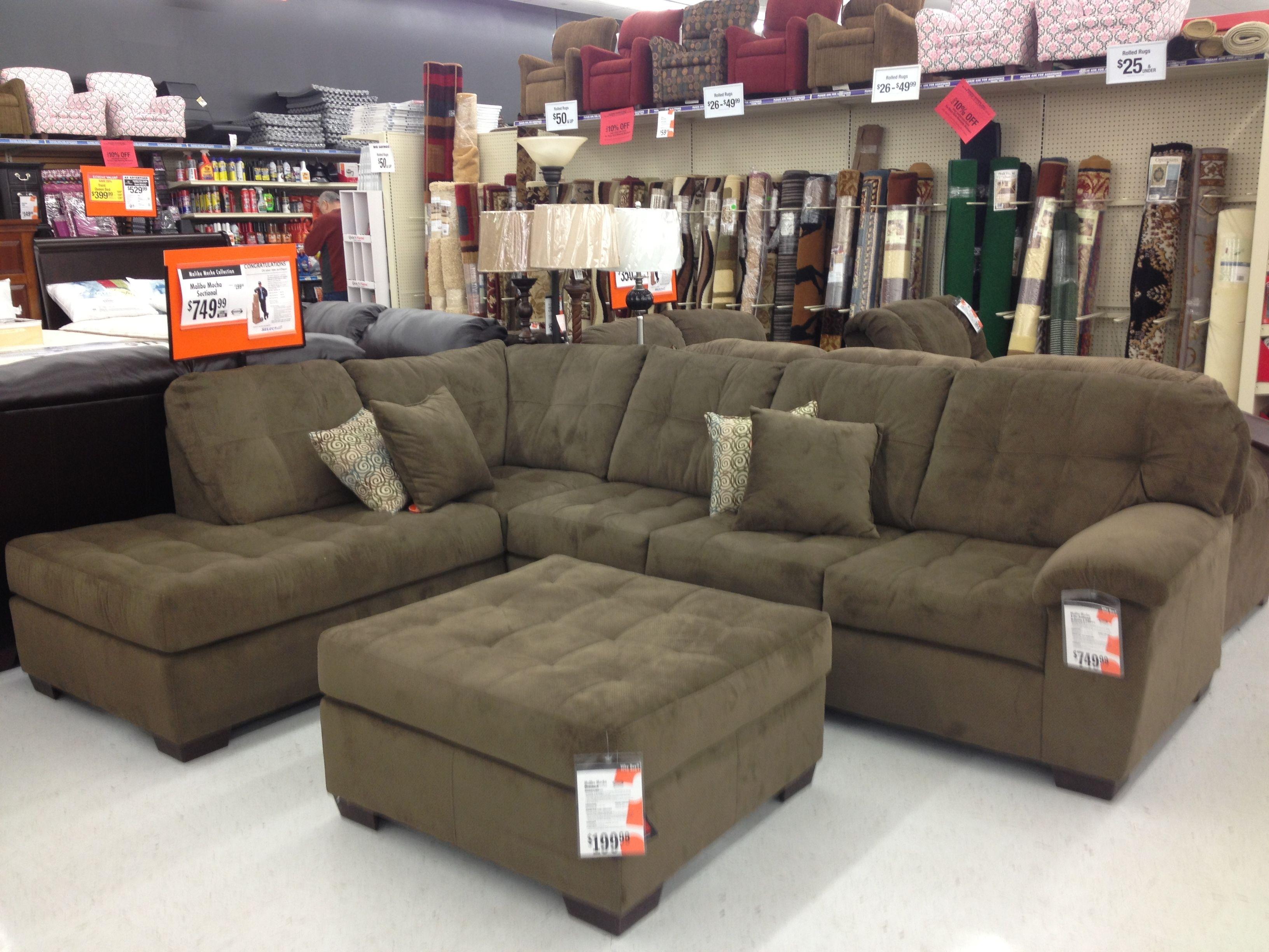 Roxanne Sectional Sofa Big Lots httpml2rcom Pinterest Big